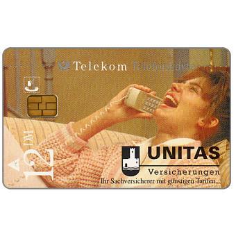 The Phonecard Shop: KPV - Unitas, 12 DM