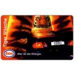 The Phonecard Shop: Esso Tiger Wasche, 12 DM