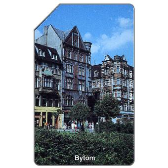 The Phonecard Shop: Bytom, tenement houses, 50 units