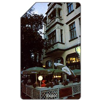 The Phonecard Shop: Sopot, cafeteria, 25 units