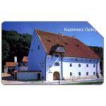 The Phonecard Shop: Kazimierz Dolny, post office, 25 units
