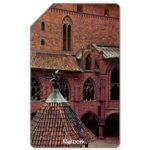 The Phonecard Shop: Malbork, countryard, 25 units