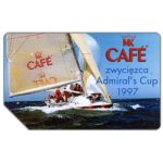 The Phonecard Shop: Admiral's Cup 1997, 25 units