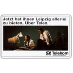 The Phonecard Shop: Telex, 12 DM