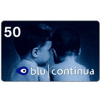 The Phonecard Shop: Blu - 2 children, 50 units