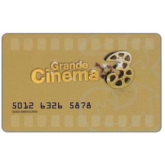 The Phonecard Shop: Grande Cinema 3 gold (cinema card)