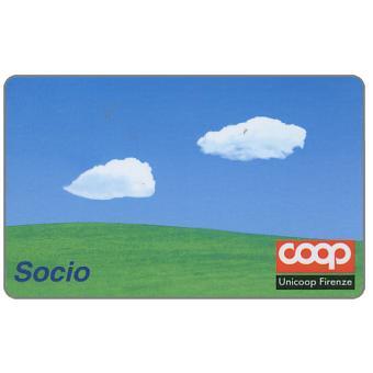 The Phonecard Shop: Coop - Unicoop Firenze (membership card)