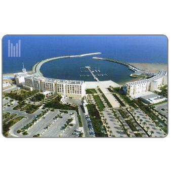 The Phonecard Shop: Millennium Resort - Mussanah, Oman (hotel key card)