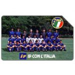 The Phonecard Shop: IP con l'Italia, 31.12.91, L.10000