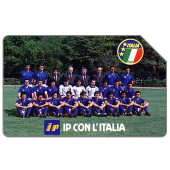 Phonecard for sale: IP con l'Italia, 31.12.91, L.10000