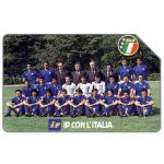 The Phonecard Shop: IP con l'Italia, 30.06.92, L.5000