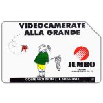 The Phonecard Shop: Italy, Jumbo - Videocamerate alla grande, 31.12.92, L.10000