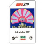 The Phonecard Shop: Italy, SMAU 1991, 30.06.93, L.10000