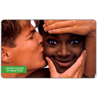 Phonecard for sale: Benetton, 30.06.93, L.5000