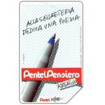 The Phonecard Shop: Italy, Pentel Krea, 30.06.93, L.5000