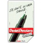 The Phonecard Shop: Italy, Pentel Stylo, 30.06.93, L.5000