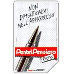 The Phonecard Shop: Italy, Pentel Superb, 30.06.93, L.5000