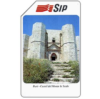 Phonecard for sale: Castel del Monte, 30.06.93, L.10000