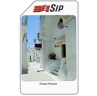 Phonecard for sale: Ostuni, 30.06.93, L.10000