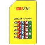 The Phonecard Shop: Italy, Servizio opinioni, 30.06.93, L.10000