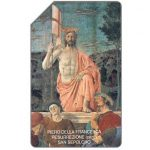 The Phonecard Shop: Italy, Piero della Francesca, Easter '92, Technicard, 31.12.93, L.10000