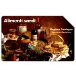 The Phonecard Shop: Alimenti Sardi, 31.12.93, L.5000