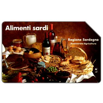 Phonecard for sale: Alimenti Sardi, 31.12.93, L.5000