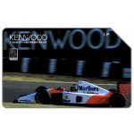 The Phonecard Shop: Kenwood - Formula 1, 31.12.93, L.10000
