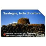 The Phonecard Shop: Sardegna, isola di cultura, 30.06.94, L.10000