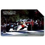 The Phonecard Shop: Italy, Kenwood, F1 Racing with Honda Marlboro McLaren, 31.12.94, L.10000