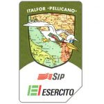 The Phonecard Shop: Italfor Pellicano, 31.12.94, L.5000