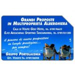 Phonecard for sale: Gruppo Portolaconia, multiproprietà, 30.06.95, L.10000