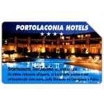 The Phonecard Shop: Italy, Portolaconia Hotels, Sportinghotel Tancamanna, 30.06.95, L.5000