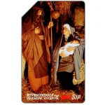 The Phonecard Shop: Rivisondoli, Presepe vivente, 30.06.95, L.5000
