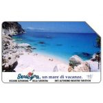 The Phonecard Shop: Italy, Sardegna, un mare di vacanze, 31.12.95, L.5000