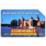 The Phonecard Shop: Legno Market, 31.12.95, L.10000
