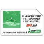 The Phonecard Shop: Italy, Numero verde, 31.12.95, L.5000