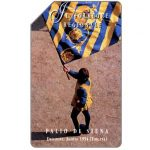 Phonecard for sale: Folklore Regionale, Palio di Siena, 31.12.95, L.5000