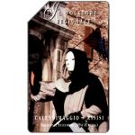 Phonecard for sale: Folklore Regionale, Calendimaggio - Assisi, 31.12.95, L.5000