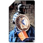 The Phonecard Shop: Folklore Regionale, Corteo Storico - Orvieto, 31.12.95, L.10000