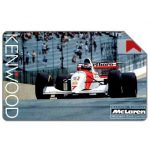 The Phonecard Shop: Kenwood McLaren, 30.06.96, L.5000