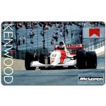 The Phonecard Shop: Kenwood McLaren, 30.06.96, L.10000