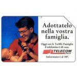 The Phonecard Shop: Italy, Adottatelo nella vostra famiglia, 30.06.96, L.5000