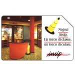 The Phonecard Shop: Italy, Negozi insip Telecom, 30.06.96, L.5000