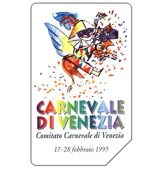 Phonecard for sale: Carnevale di Venezia, 30.06.96, L.5000