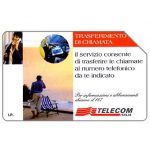 The Phonecard Shop: Italy, Trasferimento di chiamata, 31.12.96, L.5000