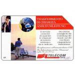 The Phonecard Shop: Italy, Trasferimento di chiamata Alto Adige, 31.12.96, L.5000