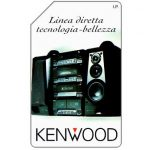 The Phonecard Shop: Italy, Kenwood, 30.06.97, L.5000
