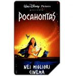 The Phonecard Shop: Italy, Walt Disney Pocahontas, 30.06.97, L.10000
