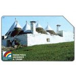 Phonecard for sale: Regione Puglia, 30.06.98, L.10000